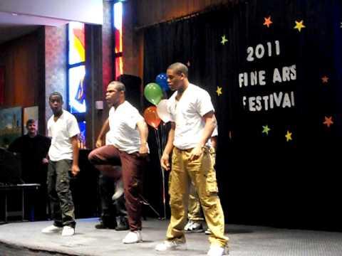 High Road Academy Dance 2011