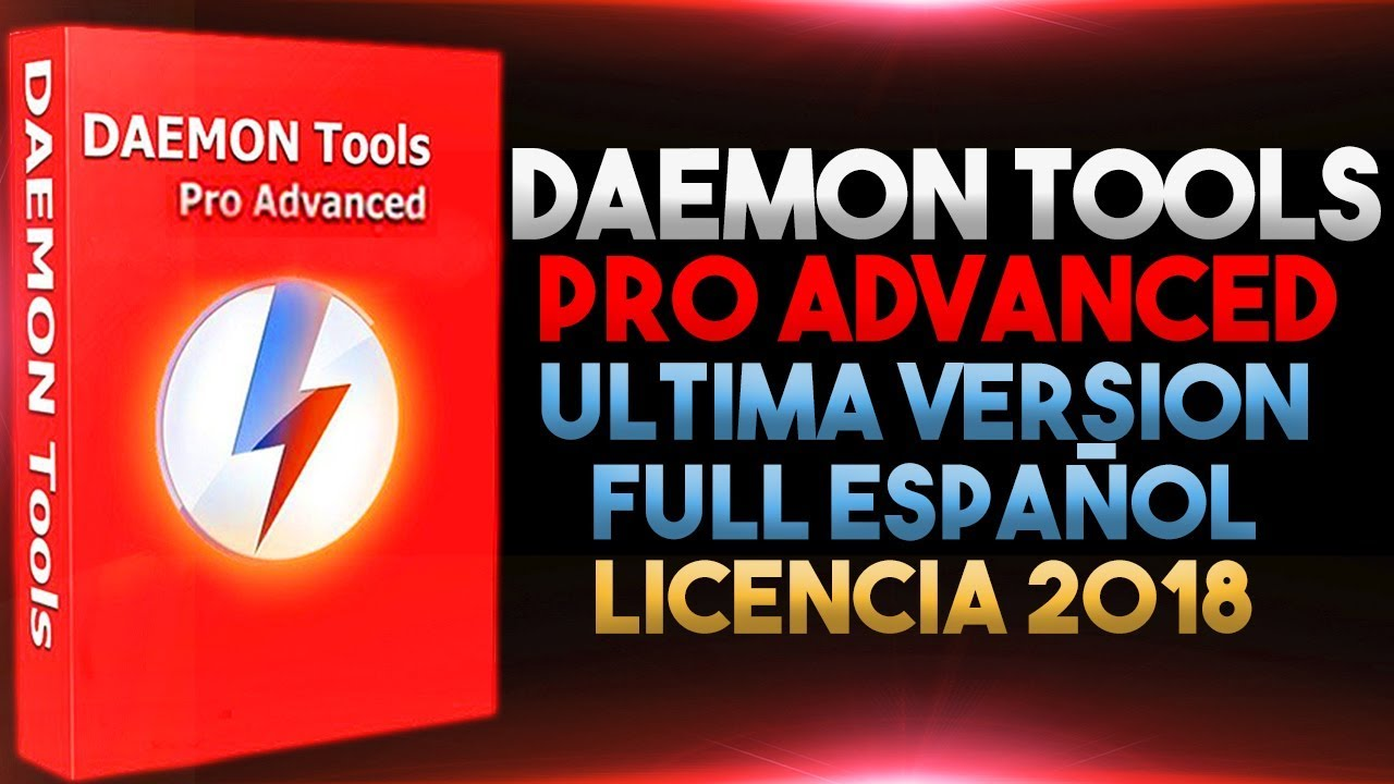 descargar daemon tools pro advanced