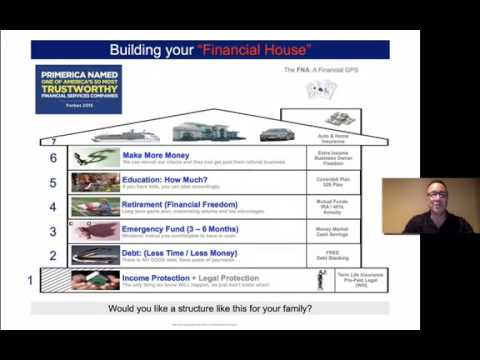 Primerica Presentation Training Video Ner - YouTube