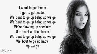 Download Capital Letters - Hailee Steinfeld, BloodPop® (Lyrics) 🎵