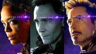 "EVERY NEW Reveal In Avengers Endgame ""AVENGE THE FALLEN"" Posters"