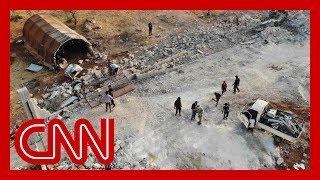 How the US military raid that killed Abu Bakr al-Baghdadi unfolded