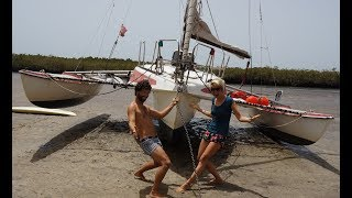 We Stranded Our Trimaran Sail To Fly #44