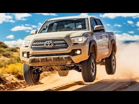 2016 Toyota Tacoma: Four-wheeling Through Utah's Big Five! - Epic Drives Ep. 31
