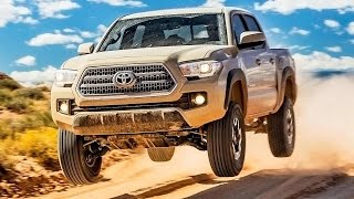 2016 Toyota Tacoma: Four-wheeling Through Utah