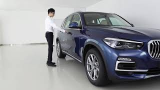 BMW X7 - Comfort Access with Contactless Locking/Unlocking function