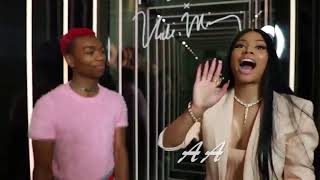 Nicki Minaj and a Fan rapping her 'You Already Know' Verse