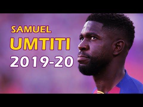 Samuel Umtiti 2019/2020 - Barcelona - Defender Skills