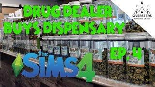 The sims 4 drug mod