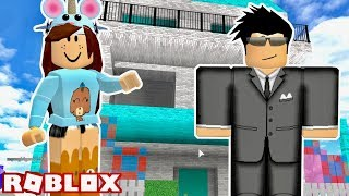 CALLING SECURITY ON HER! ROBLOX WELCOME TO BLOXBURG