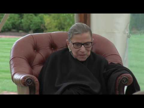 Ruth Bader Ginsburg on the Value of Dissents