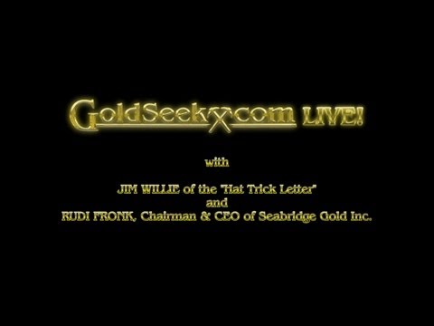 GoldSeek Live Webinar - Sept 9, 2013 [Dr Jim Willie & Rudi Fronk]
