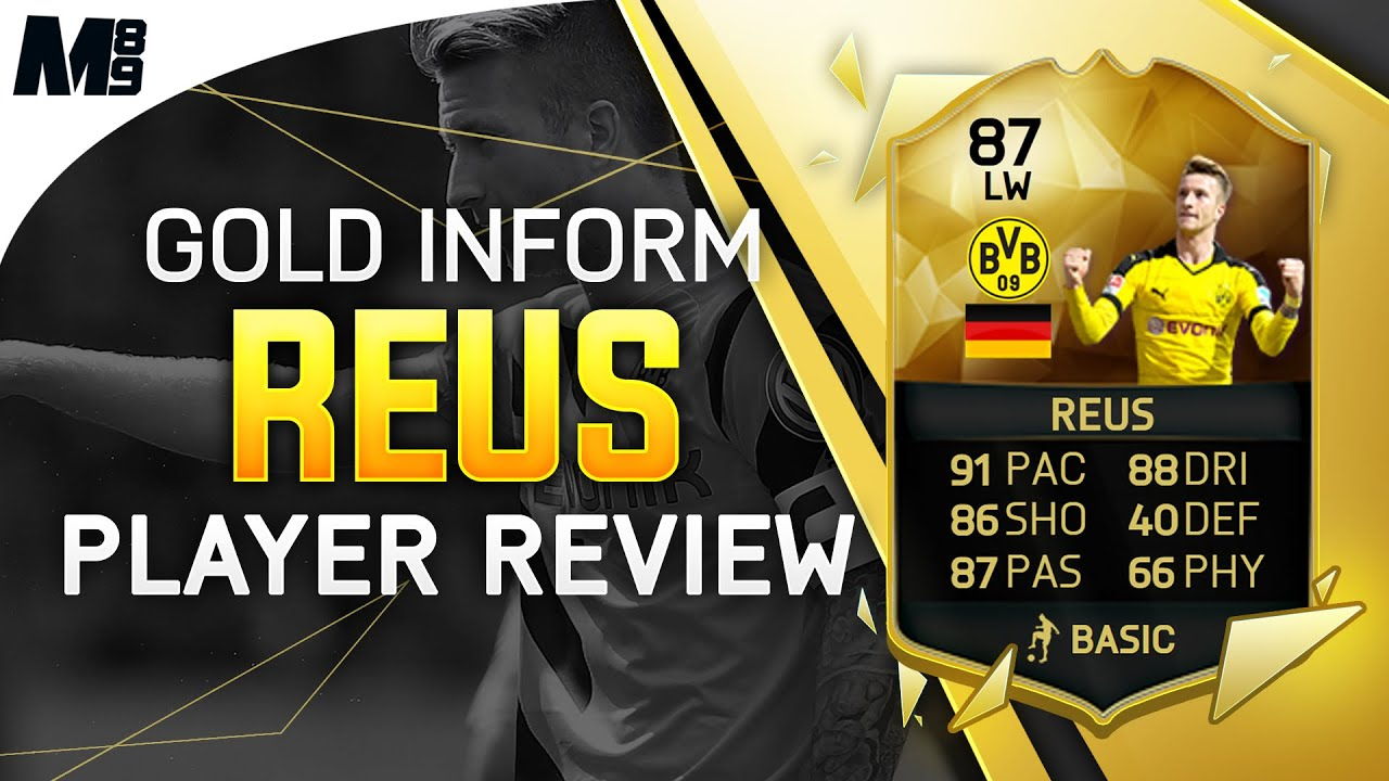 Fifa 16 if reus review 87 fifa 16 ultimate team player review fifa 16 if reus review 87 fifa 16 ultimate team player review in game stats voltagebd Choice Image