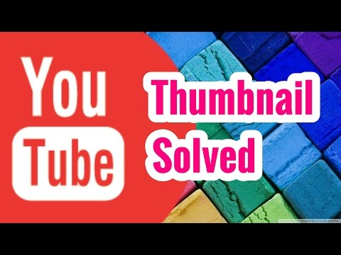 How To Enable Custom Thumbnail On YouTube Video (FIX 2019)