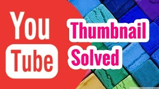 How to Enable Custom Thumbnail On YouTube Video (FIX 2017)