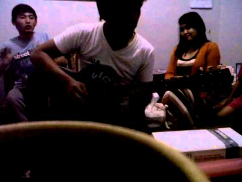 J4LU covering tua tua keladi ACCOUSTIC