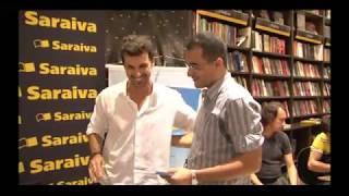 Coquetel de lançamento do livro MEDO - Ed. Saraiva