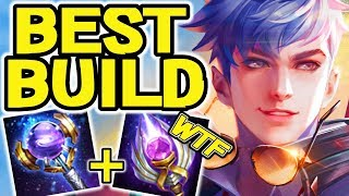 TULEN AOV BEST BUILD GAMEPLAY | HIGH RANKED | AoV | 傳說對決 | RoV | Liên Quân Mobile | Top1 AoV Mid