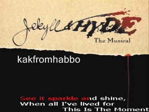This Is The Moment (Jekyll and Hyde) - Instrumental/Karaoke Video