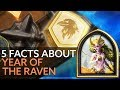 5 facts about Hearthstone's Year of the Raven