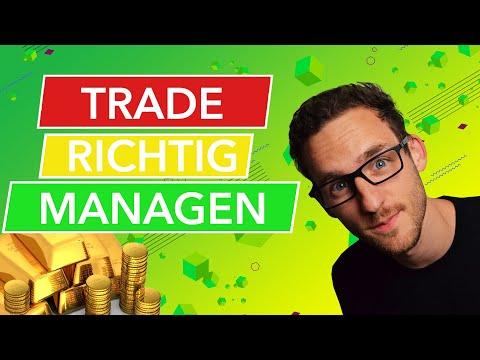 So managed Du deinen Trade richtig | Traden lernen für Anfänger | Forex, Aktien & CFDs