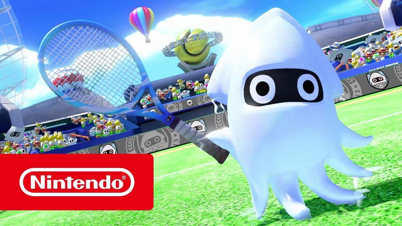 Mario Tennis Aces - Bloups (Nintendo Switch)