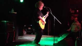 King Buzzo Acoustic - Ballad Of Dwight Fry - Riot Room - 3.8.2014 - Kansas City, MO