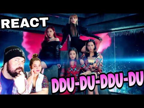REAGINDO: BLACKPINK - DDU-DU-DDU-DU MV REACT