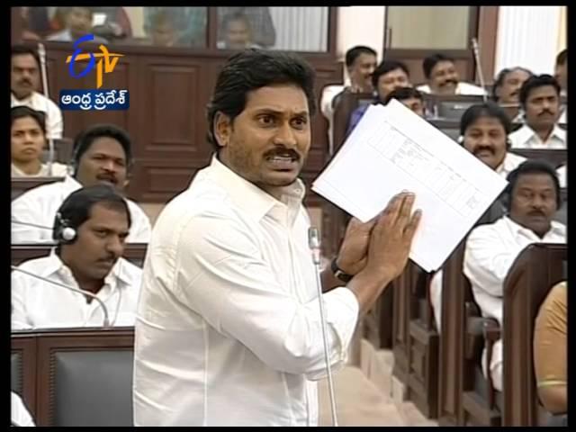 Andhra Assembly Sessions 2019 - YS Jagan vs Chandrababu - TNI Stories