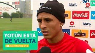 Selección Peruana: Yoshimar Yotún y su vuelta a la Selección Peruana | *ENTREVISTA*