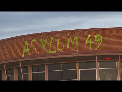 Asylum 49 Haunted House - Haunted Tombstone Arizona - Halloween Treats - Red Bull Air Races