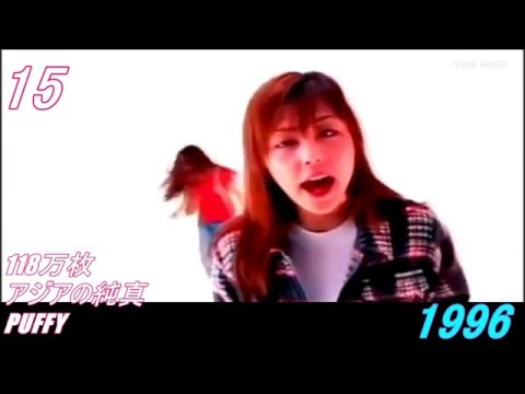 90年代 全名曲ミリオンヒット 1990-2000