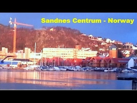 Sandnes Centrum (Central Sandnes), Norway