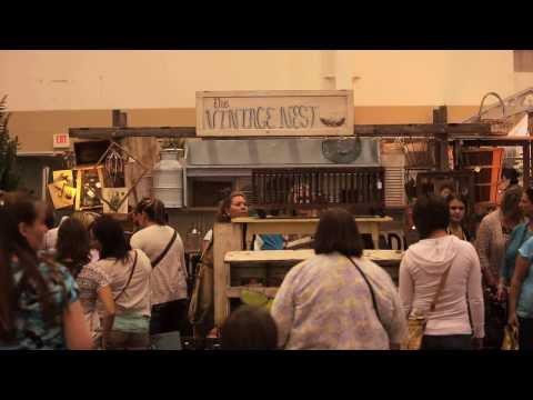 The Farm Chicks Antiques Show Vendors - 2013