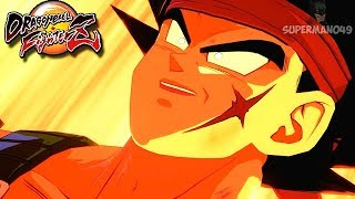 BARDOCK GOES SUPER SAIYAN & FAMILY KAMEHAMEHA - Dragon Ball FighterZ Bardock & Broly DRAMATIC FINISH