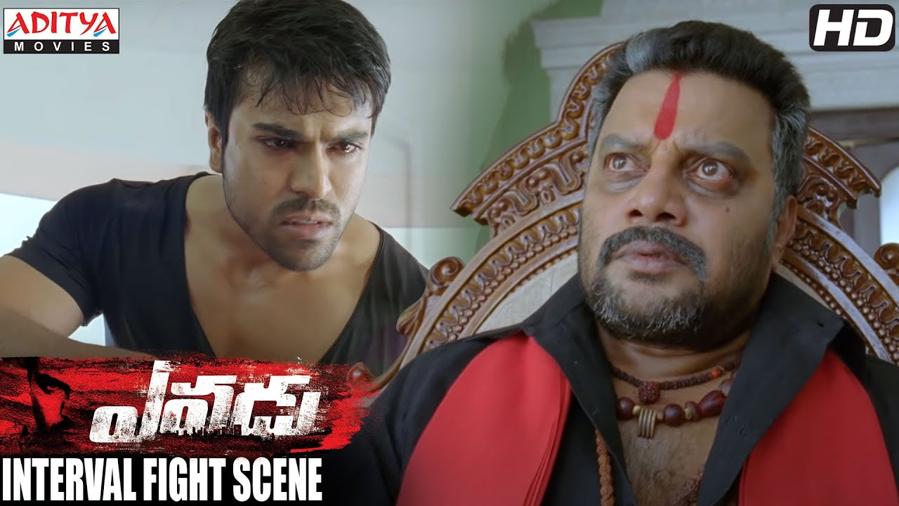 Download Yevadu Movie || Interval Fight Scene || Ramcharan, Shruti Haasan