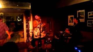 Ebony Ann Blaze LIVE