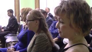 Поздравление сотрудниц 'Нелидовского ДОКа' с праздником 8 марта