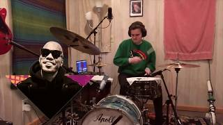 Anywhere Anderson.Paak Snoop Dogg Drum Cover