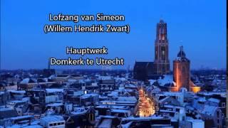 Lofzang van Simeon (Willem Hendrik Zwart)
