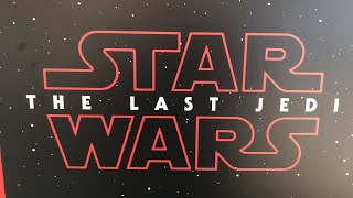 Is the last Jedi trying to tell us something? Major movie live event 2017