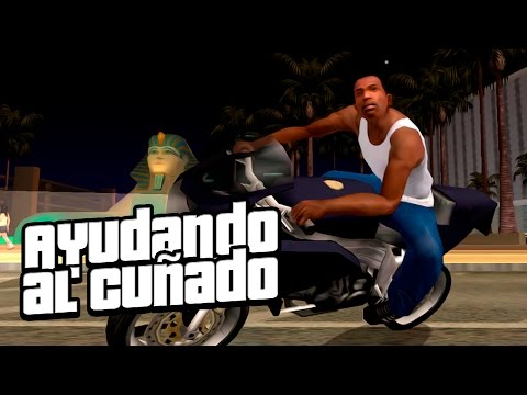 GTA San Andreas (Cesar en problemas)