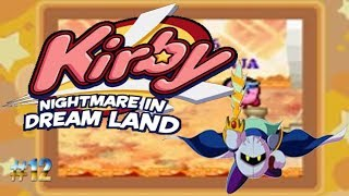 Duelo de espadachines/Kirby: Pesadilla en Dream Land #12