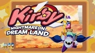 Duelo de espadachines/Kirby: Pesadilla en Dream Land #12