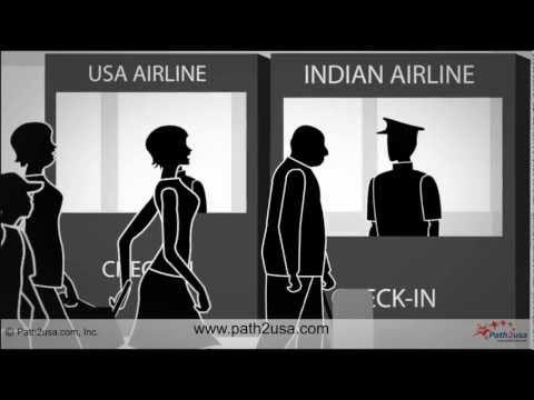 USA Visitors Returning to India