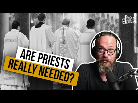 If Jesus Is Our Mediator, Why Do We Need Priests? w/ Dr. Andrew Swafford