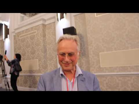 Richard Dawkins speaks about KPFA cancelling his talk in Berkeley