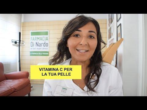 Pelle giovane: vitamina C contro le macchie e le rughe