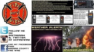 05/24/19 AM Niagara County Fire Wire Live Police & Fire Scanner Stream