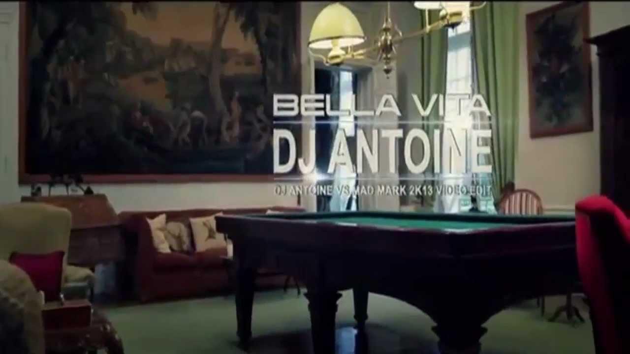 dj antoine bella vita